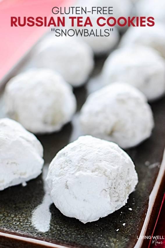 easy Gluten-Free Russian Tea Cookies recipe
