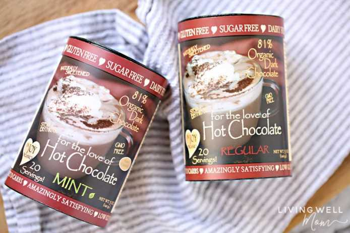 for the love of hot chocolate organic cocoa mix