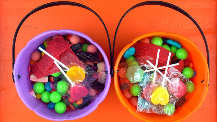 gluten free candy for trick or treating