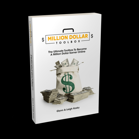 Million Dollar Toolbox: The Ultimate Toolbox to Become A Million Dollar Earner Online