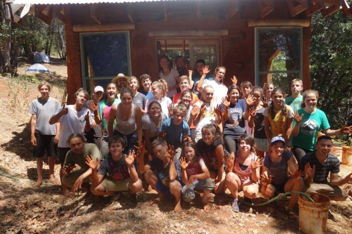 yoga teen camp, adventure teen camp, alternative teen camps, education for life, living wisdom school, ananda village