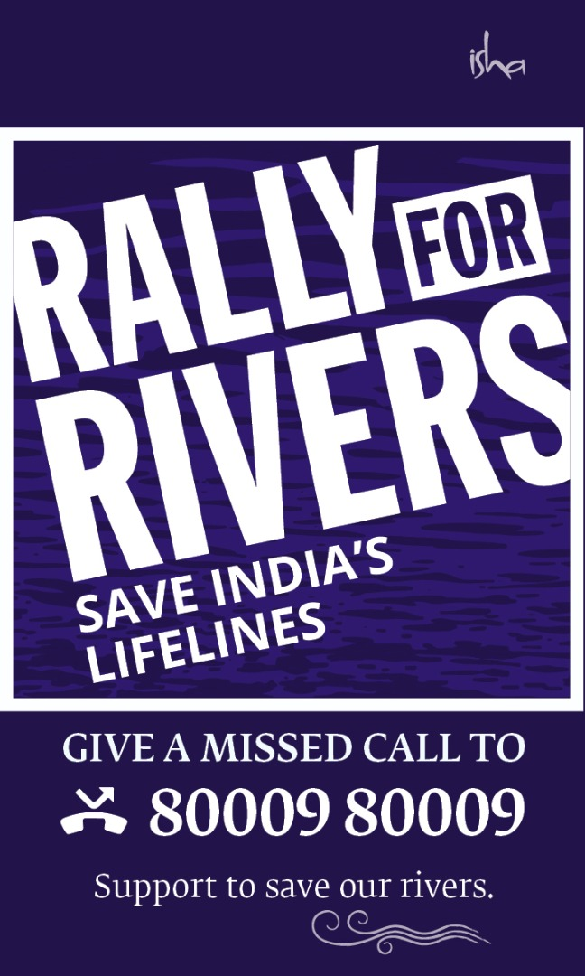 #RallyforRivers - What You Need to Know