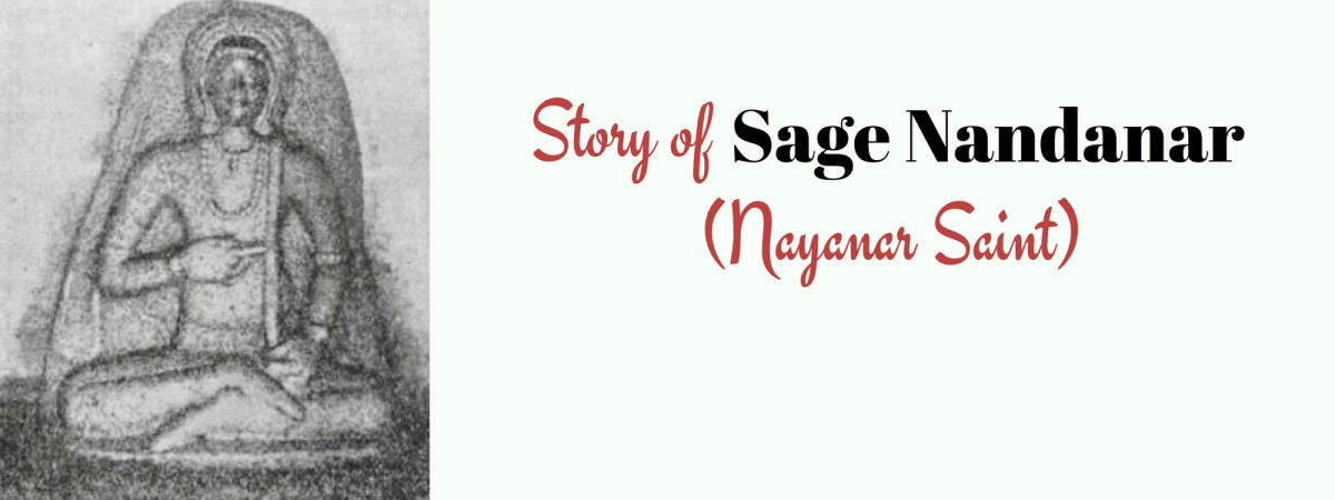 Just Stay with the Intrigue (Story of Sage Nandanar by Sadhguru)