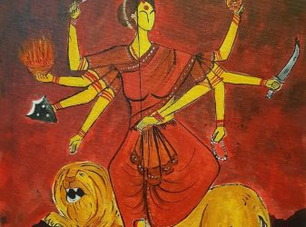 Shakti and the Dance of Discernment