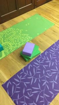 Yoga mats image