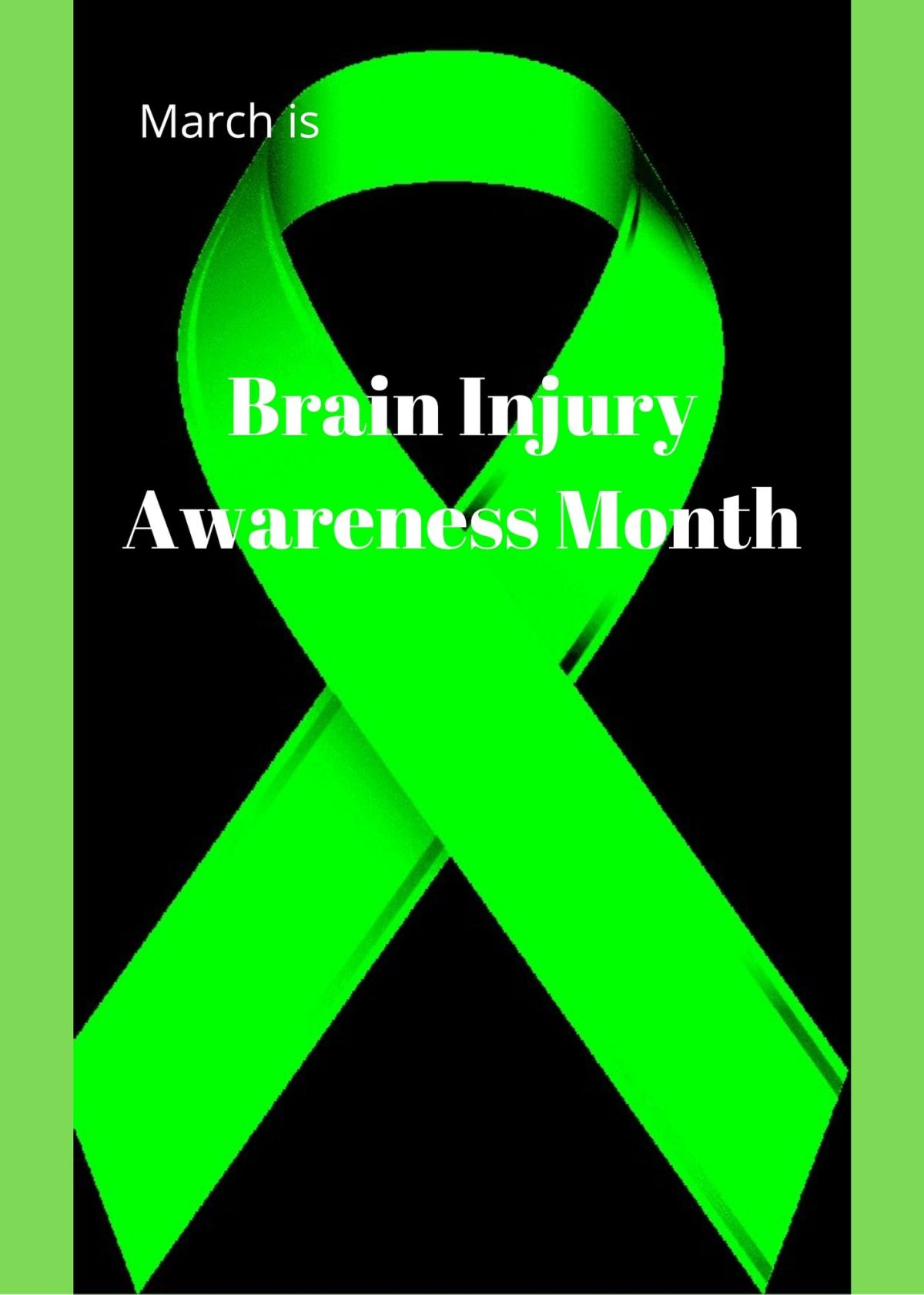 March: Brain Injury Awareness Month