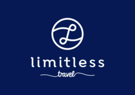 Limitless travel logo
