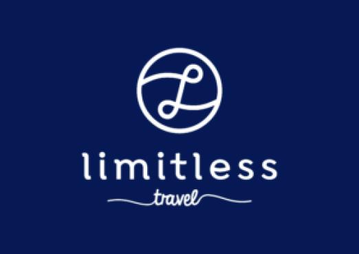 Limitless travel logo
