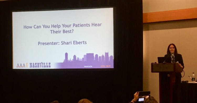 How Can Audiologists Help Their Patients Hear Their Best?