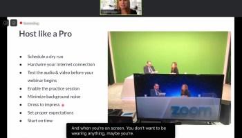Zoom-meeting-ASR-captions