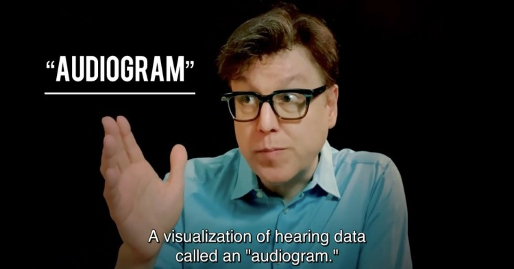 A New Take on the Audiogram Designed by Someone with Hearing Loss