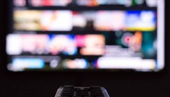 blurry-TV-screen