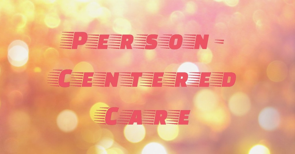 person-centered-care-on-multicolor-background