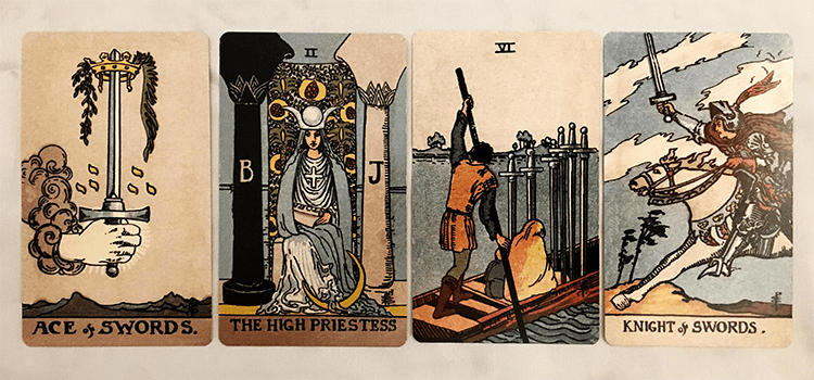 II The High Priestess, ל Lammed and the 13th Path