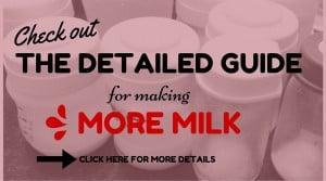 making more milk guide 1