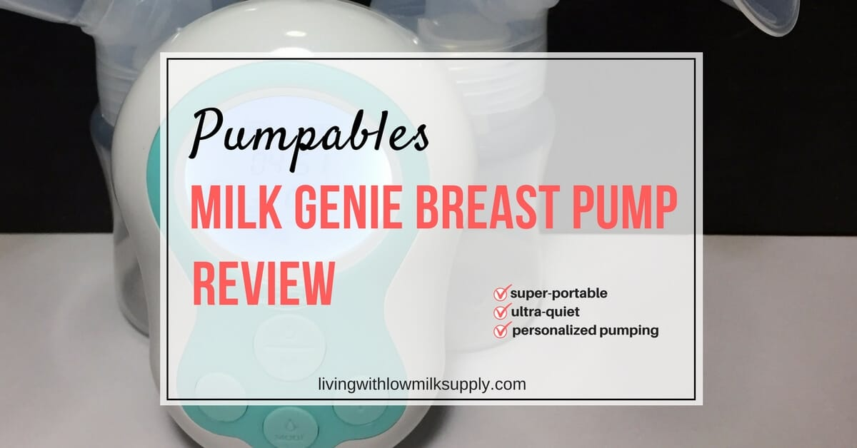 milk genie breast pump review from pumpables