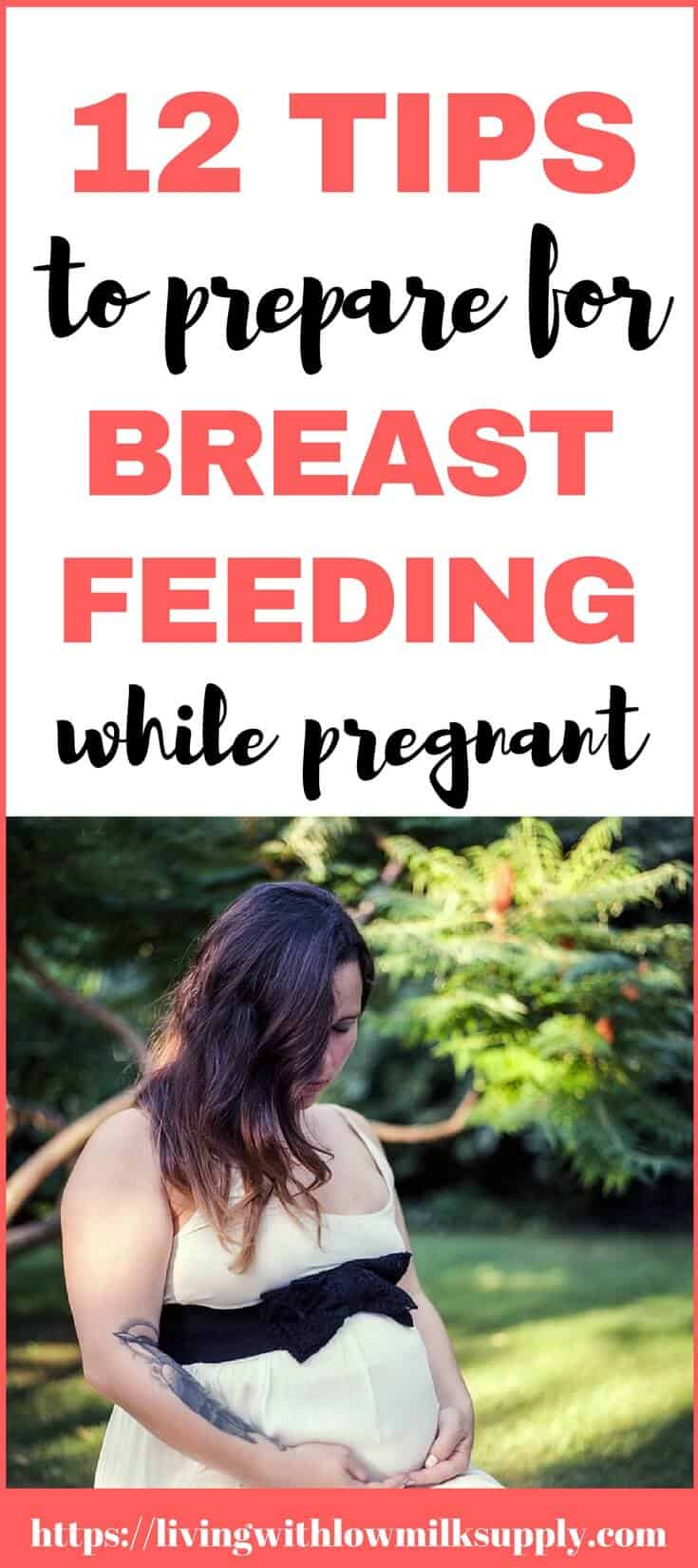 Are you wondering how to prepare for breastfeeding while pregnant? This article discusses 12 actionable tips that you can do to increase your chance of breastfeeding success, even before your baby arrives. #howtoprepareforbreastfeedingwhilepregnant #breastfeedingtipsfornewmoms
