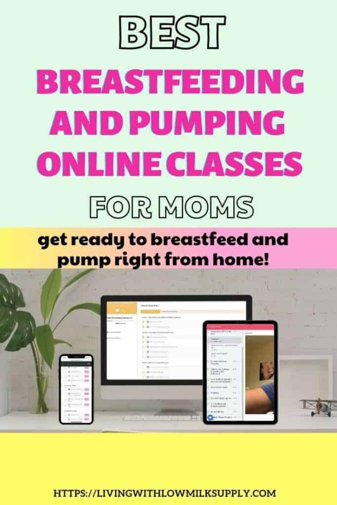 best breastfeeding classes for breastfeeding moms
