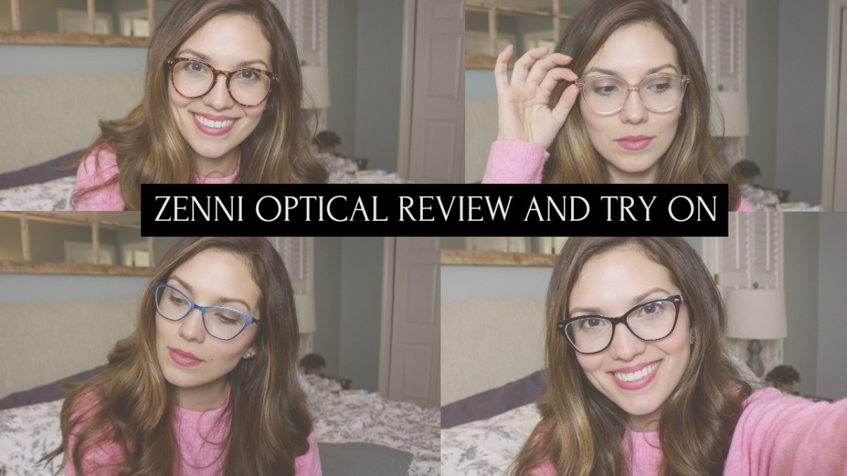 Trendy Glasses For Cheap | Zenni Optical Review