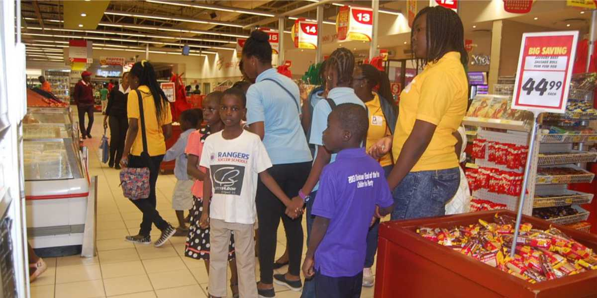 LIWOM children day out