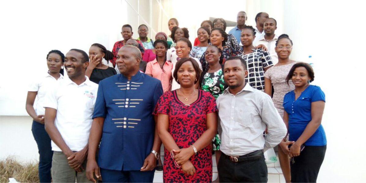 Lagos Staff Retreat