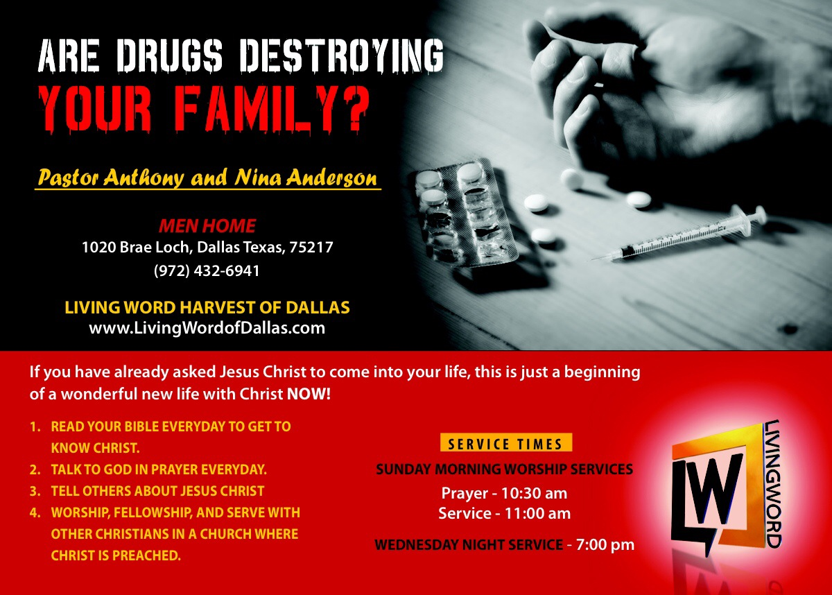 Living Word Homes Living Word Harvest Of Dallas