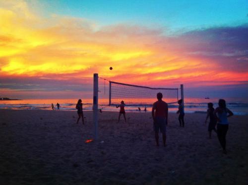 Manly Beach Volleyball, Sydney, Australia