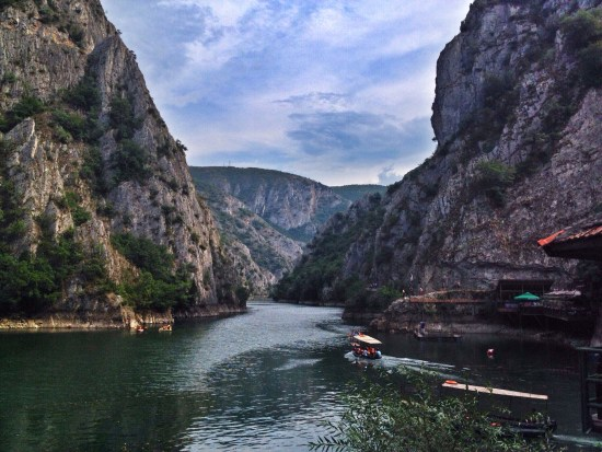 Vodno to Matka Canyon hike, Skopje, Macedonia