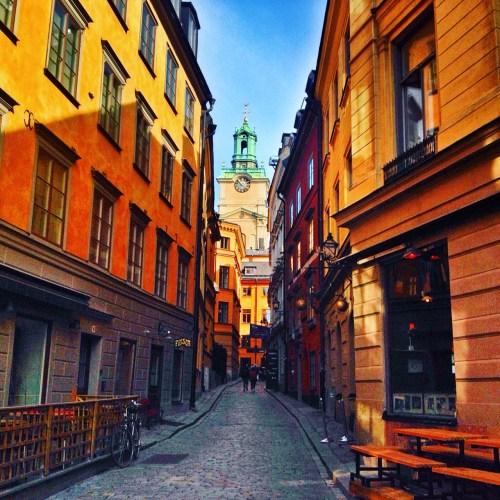Old Town (Gamla Stan), Stockholm, Sweden