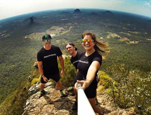 Mt. Beerwah, Glasshouse Mountains, Australia