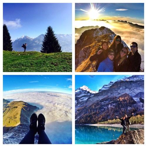 Switzerland Swiss Alps