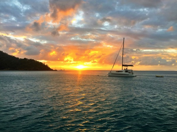 Tongarra Whitsunday Sailing Adventure