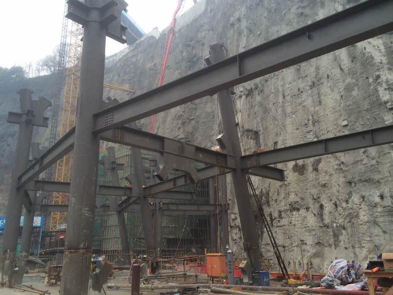 quarry hotel under construction 4