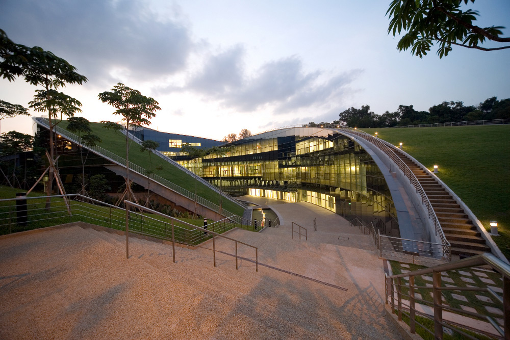 THE SCHOOL OF ART, DESIGN AND MEDIA FOR SINGAPORE'S