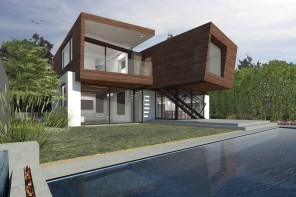split house rendering 1