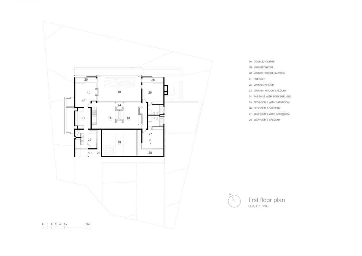 House Steyn floorplan 02