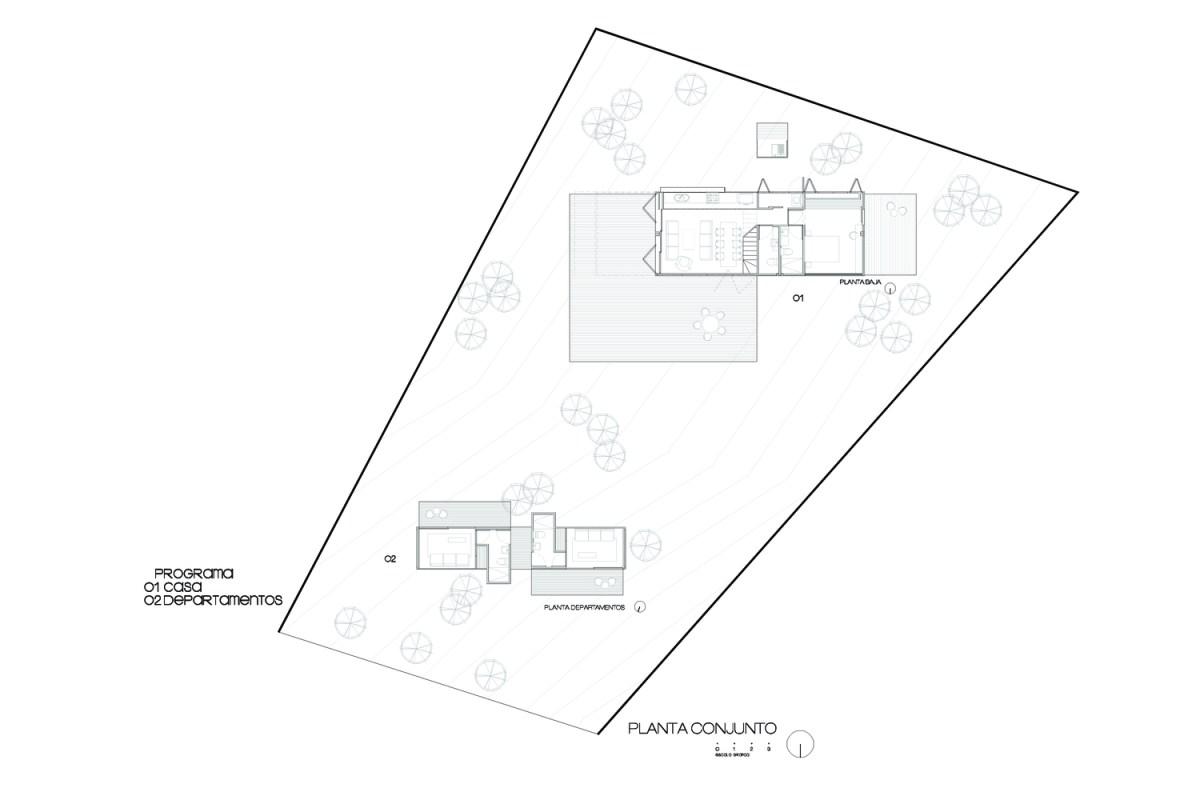 huiini house site