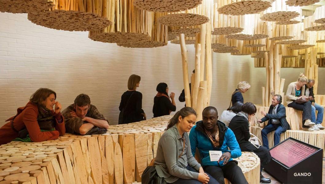 francis kere canopy installation denmark 3