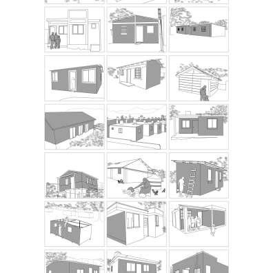 SUSTAINABLE HOUSING PROTOTYPE_MEXICO_TATIANA BILBAO_ PLANS 01