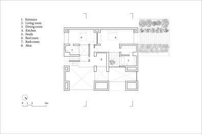 hoan house_vo trong nghia_d03_2F_plan