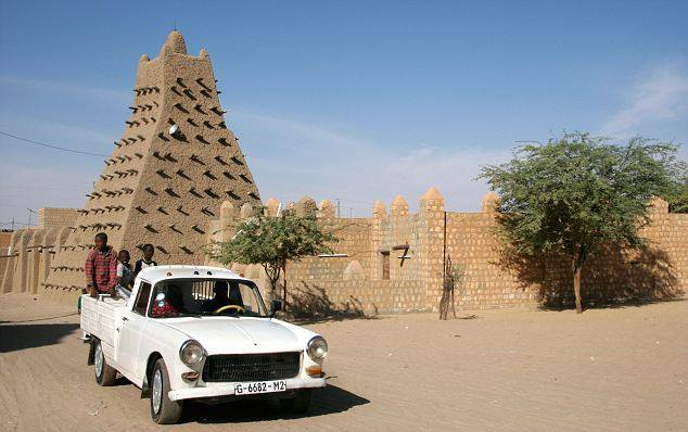Architecture in Times of War A Learning Point for Emerging African Cities 5