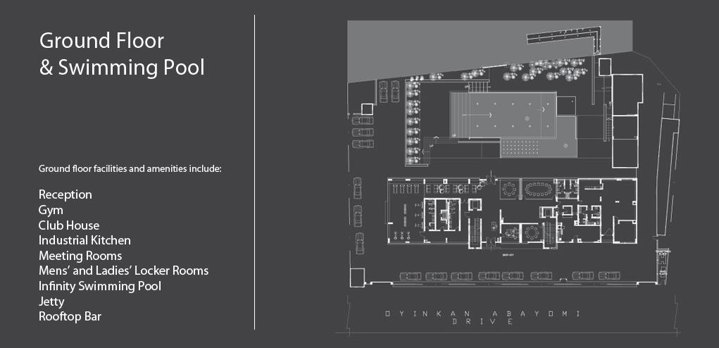 Maansbay Apartments lagos_Ground-Floor-Layout