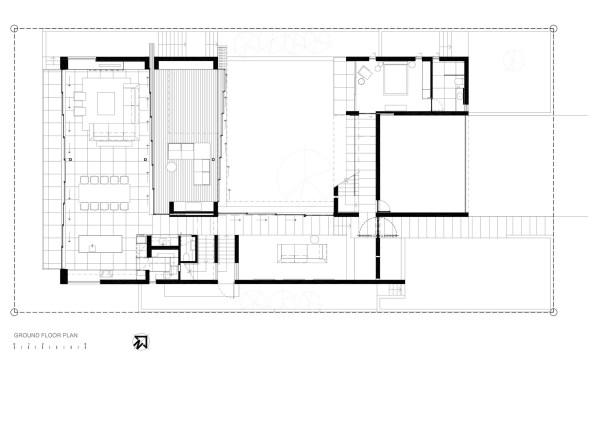pearl bay residence_Gavin Maddock design studio_floor plans