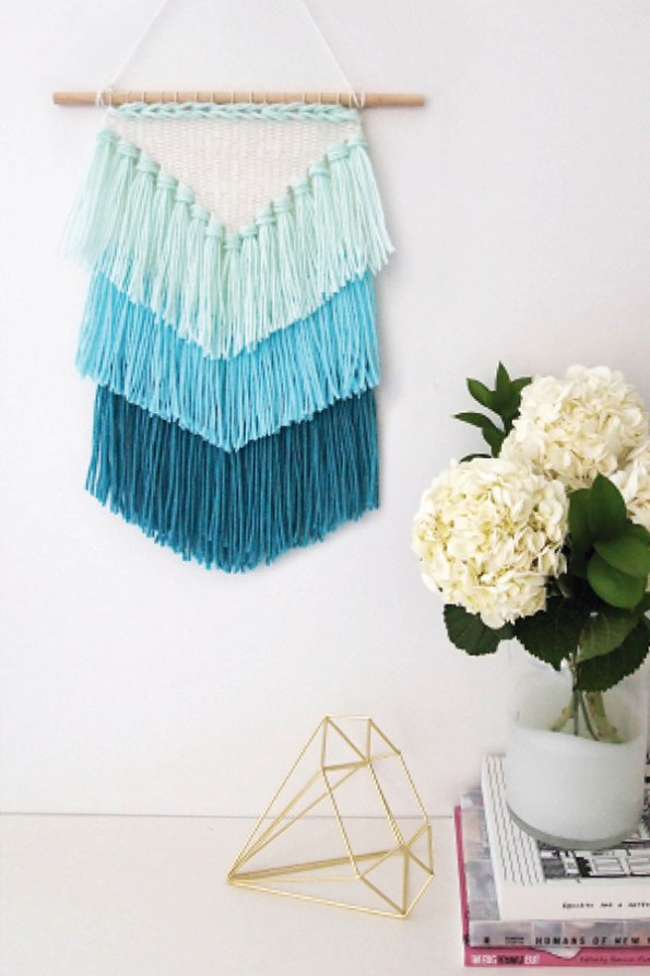 woven wall hanging textured wall art decor 6
