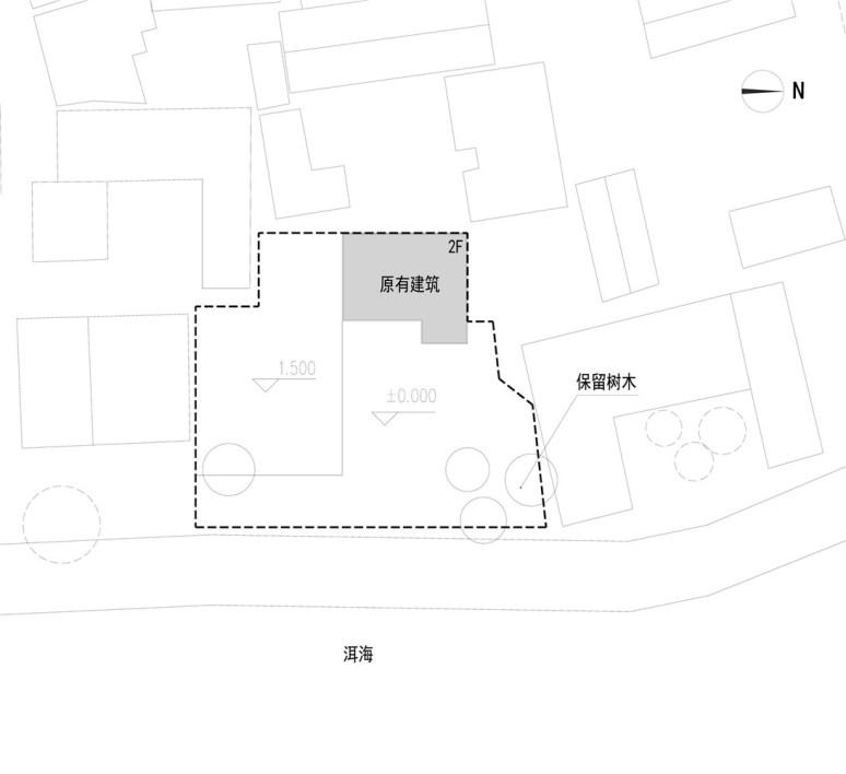 DALI MUNWOOD LAKESIDE RESORT_INIT DESIGN OFFICE_Drawings_models_site plans