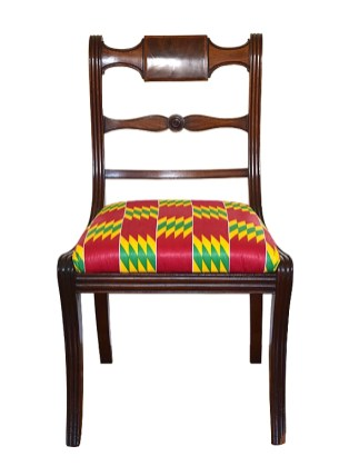 Ghana Love Side Chair