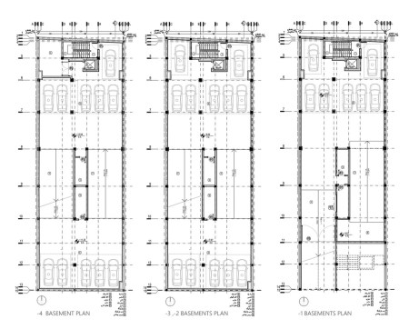 farmanieh commercial building_15_alidoost and partners_drawings_floorplans