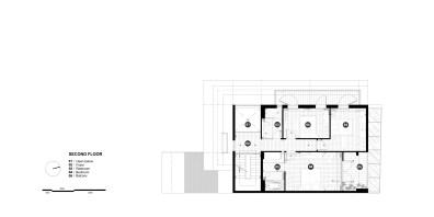 Tinh Lang Villa_Second_Floor_Plan_1_009_MIA Design