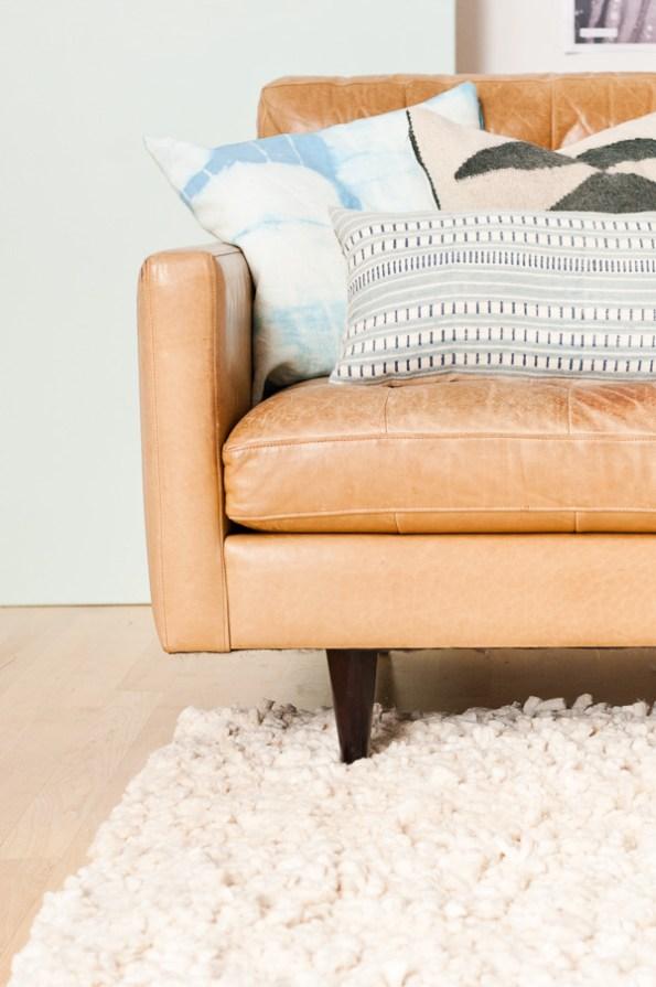 diy fluffy cotton rug 2