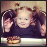 First donut!